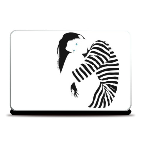 Laptop Skins, The Graceful Wait Laptop Skins | Artist : Md. Hafiz Shaikh, - PosterGully