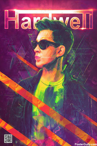 Brand New Designs, Hardwell Artwork | Artist: Pankaj Bhambri, - PosterGully - 1