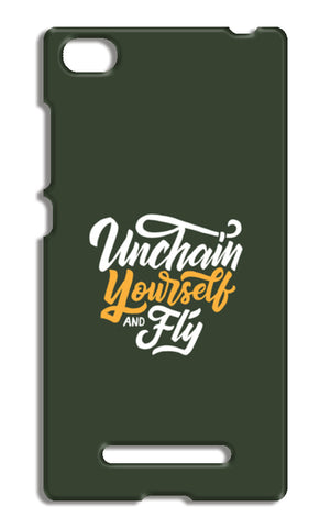 Unchain Yourself And Fly Xiaomi Mi 4i Cases | Artist : Inderpreet Singh