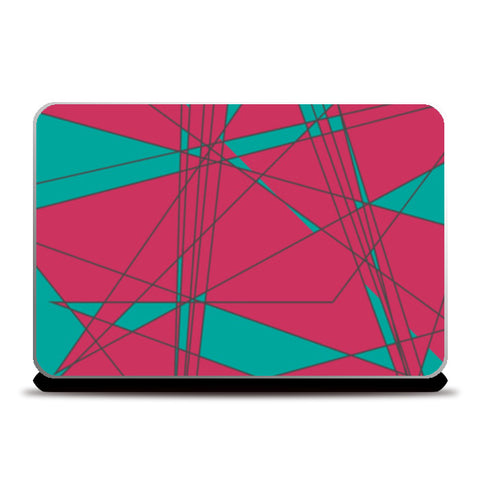 Triangles Laptop Skins | Artist : Maitreyeeee