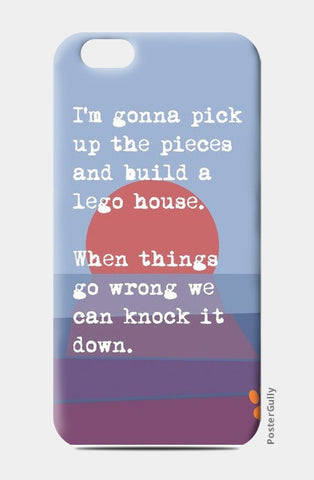 Lego House - Ed Sheeran iPhone 6/6S Cases | Artist : Yash Guwalani