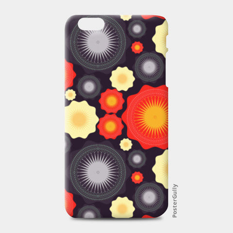 Geometric object pattern illustration iPhone 6 Plus/6S Plus Cases | Artist : Designerchennai
