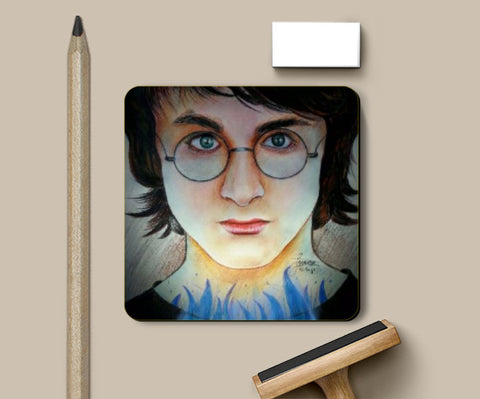 Coasters, Harry potter Coaster | Bhushan Mandal, - PosterGully