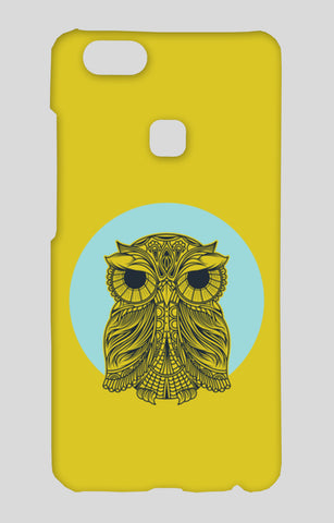 Owl Vivo V7 Plus Cases | Artist : Inderpreet Singh