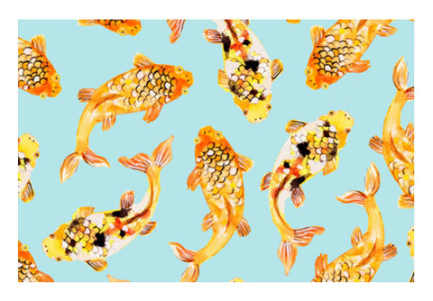 GoldFish  Art PosterGully Specials