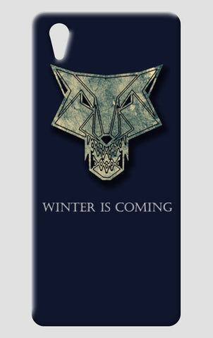 winter is coming One Plus X Cases | Artist : Nazria Banu