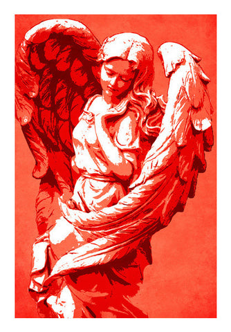 Wall Art, Guardian angel Wall Art | Artist : Durro Art, - PosterGully