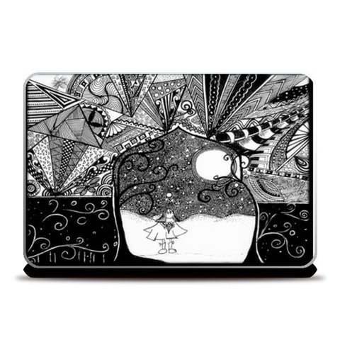 Laptop Skins, Dreams  Laptop Skins | Artist : Surabhi Jha, - PosterGully