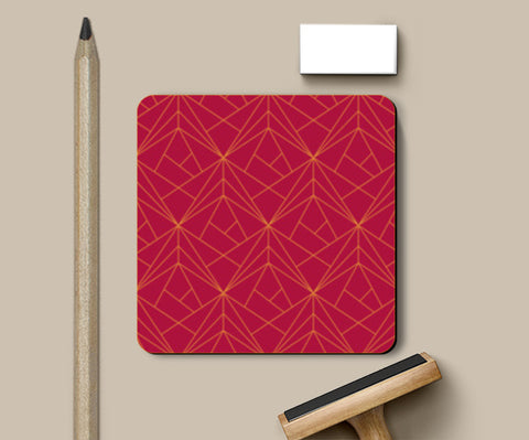 Shapes Coasters | Artist : Palna Patel