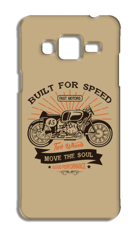 Motorcycle Club Samsung Galaxy J3 2016 Cases | Artist : Inderpreet Singh