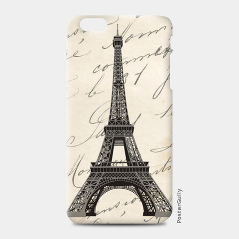 Paris iPhone 6 Plus/6S Plus Cases | Artist : Vaishak Seraphim
