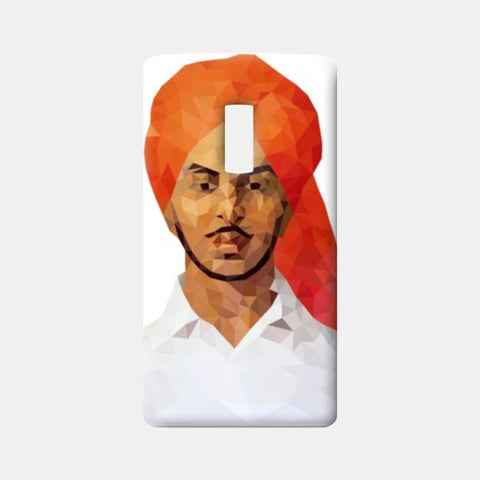 One Plus Two Cases, Bhagat Singh One Plus Two Cases | Artist : Gagandeep Singh, - PosterGully
