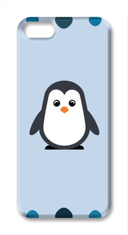 Penguin iPhone SE Cases | Artist : Pallavi Rawal