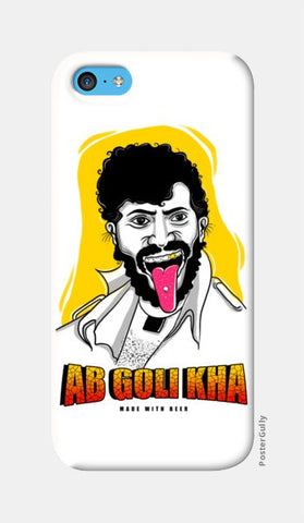 iPhone 5c Cases, GABBAR iPhone 5c Cases | Artist : Tejeshwar Prasad, - PosterGully