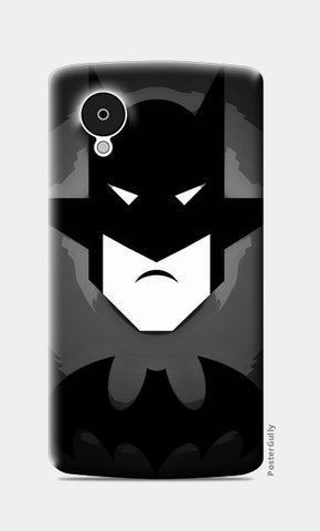 Nexus 5 Cases, Mr. Bat Black Nexus 5 Cases | Artist : Jax D, - PosterGully