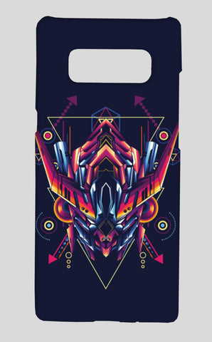 Robot Samsung Galaxy Note 8 Cases | Artist : Inderpreet Singh
