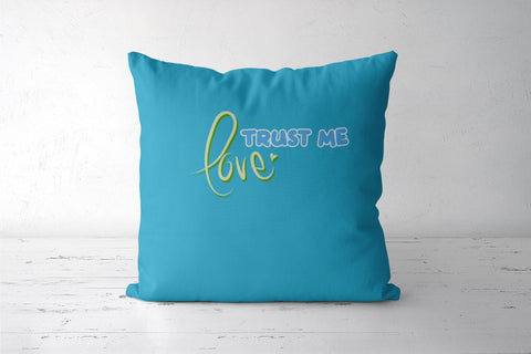 Love Trust Cushion Cover | Anushree