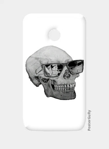 Moto E Cases, Cool Skull Moto E Case | Shashank Sharma, - PosterGully