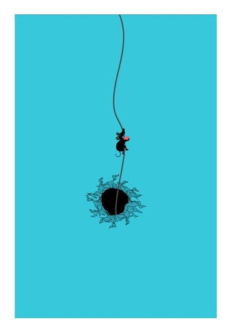 PosterGully Specials, The Heart Stealer Wall Art | Artist : Tiny Dots, - PosterGully