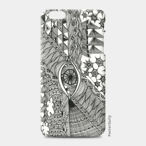 iPhone 6/6S Plus Cases, Look beyond what you see iPhone 6 Plus/6S Plus Cases | Artist : Amulya Jayapal, - PosterGully