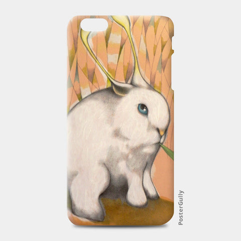 alien bunny iPhone 6 Plus/6S Plus Cases | Artist : federico cortese