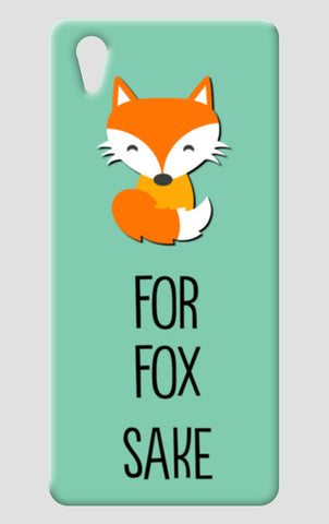 FOR FOX SAKE One Plus X Cases | Artist : Manju Nk