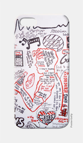 iPhone 5 Cases, Arctic Monkeys iPhone 5 Case | Ayushi Teotia, - PosterGully
