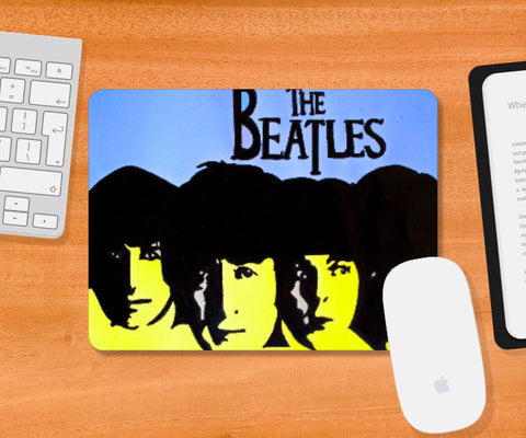 Mousepad, The Beatles Mousepad | Pritika Uppal, - PosterGully