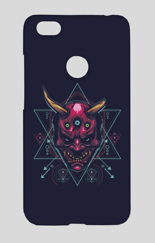 The Mask Redmi Note 5A Cases | Artist : Inderpreet Singh