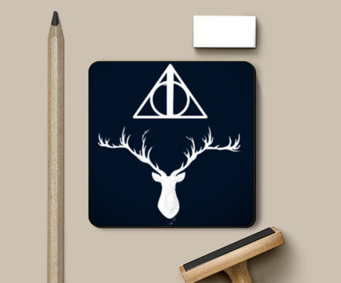 Coasters, HARRY POTTER | Patronus Coasters | Artist : SREY, - PosterGully
