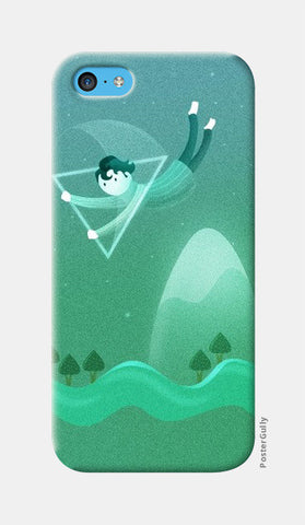 World of Loy Series2 iPhone 5c Cases | Artist : Aniket Mitra