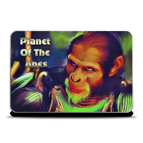 Planet of the Apes Laptop Skins | Artist : Delusion