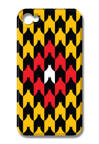 Batman and Bat (Upside down) iPhone 4 Cases | Artist : Rachit Tank