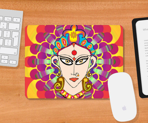 The Divine Goddess Mousepad | Artist : Design_Dazzlers
