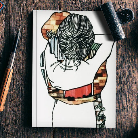 Home Notebook | Artist : Priyanka Paul