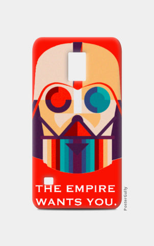 Samsung S5 Cases, The Empire S5 Case | Artist: Raghav Puri, - PosterGully