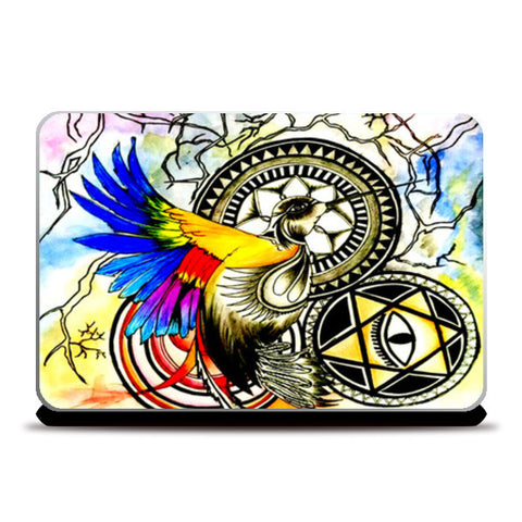 Mocking Bird Laptop Skins | Artist : Awanika Anand