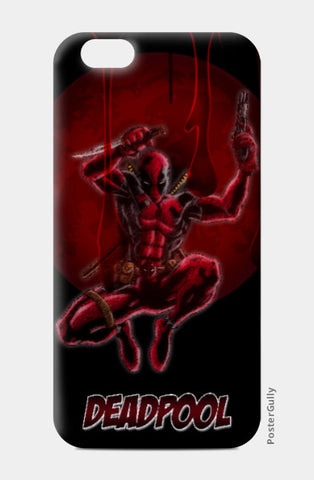 iPhone 6 Cases, Deadpool Artwork, - PosterGully