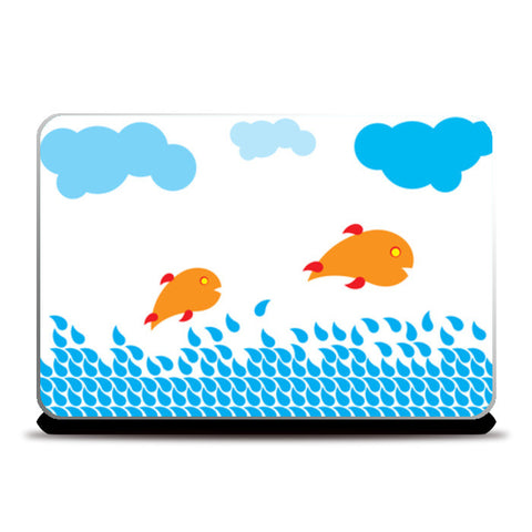 Laptop Skins, Water is life Laptop Skins | Artist : Pradeep Kumar, - PosterGully