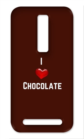 I love chocolate Asus Zenfone 2 Cases | Artist : Pallavi Rawal