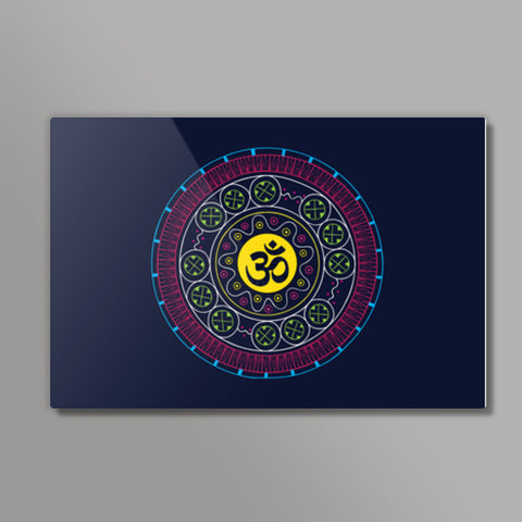 PEACE Metal Prints | Artist : Satish Moladiya