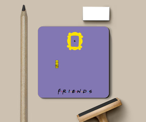 FRIENDS!!! Coasters | Artist : Naman Kapoor