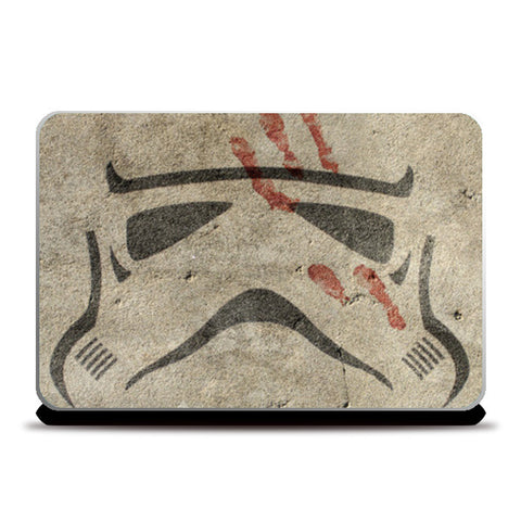 Laptop Skins, Star Wars The Force Awakens Laptop Skins Laptop Skins | Artist : Samar Khan, - PosterGully
