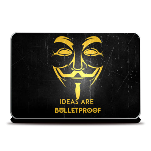 Anonymous Laptop Skins | Artist : Manju Nk