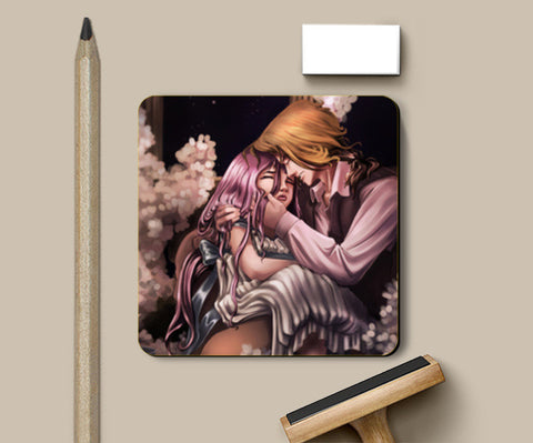 Romeo and Juliet Coasters | Artist : Trupti Gupta