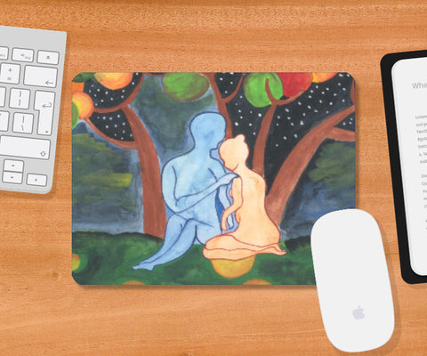 Mousepad, Love Artwork Mousepad | Artist: Teena Chauhan, - PosterGully