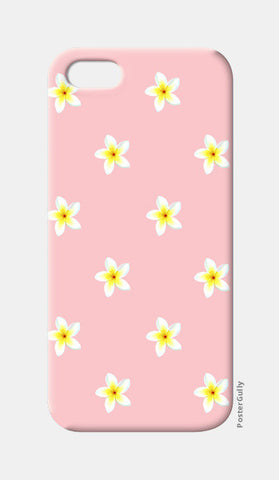pink blossom iPhone 5 Cases | Artist : Vanya Verma