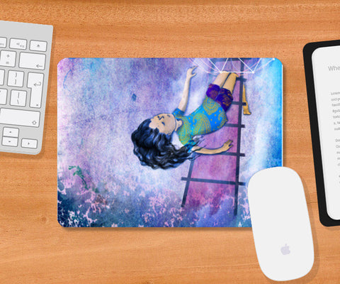 Mousepad, Look Inside Mousepad | Artist : Kokila Bhattacharya, - PosterGully