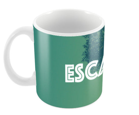 Escape Coffee Mugs | Artist : Raghav Puri