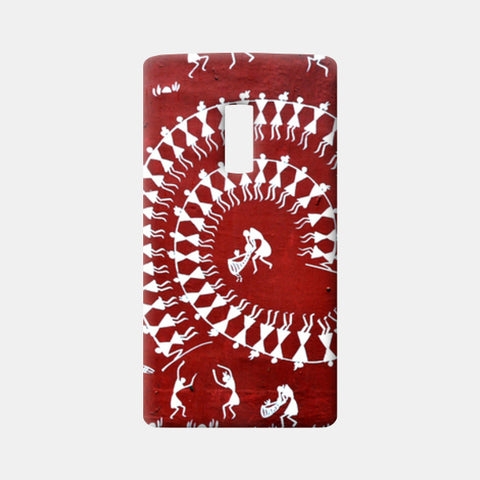 warli One Plus Two Cases | Artist : Shalom  Design